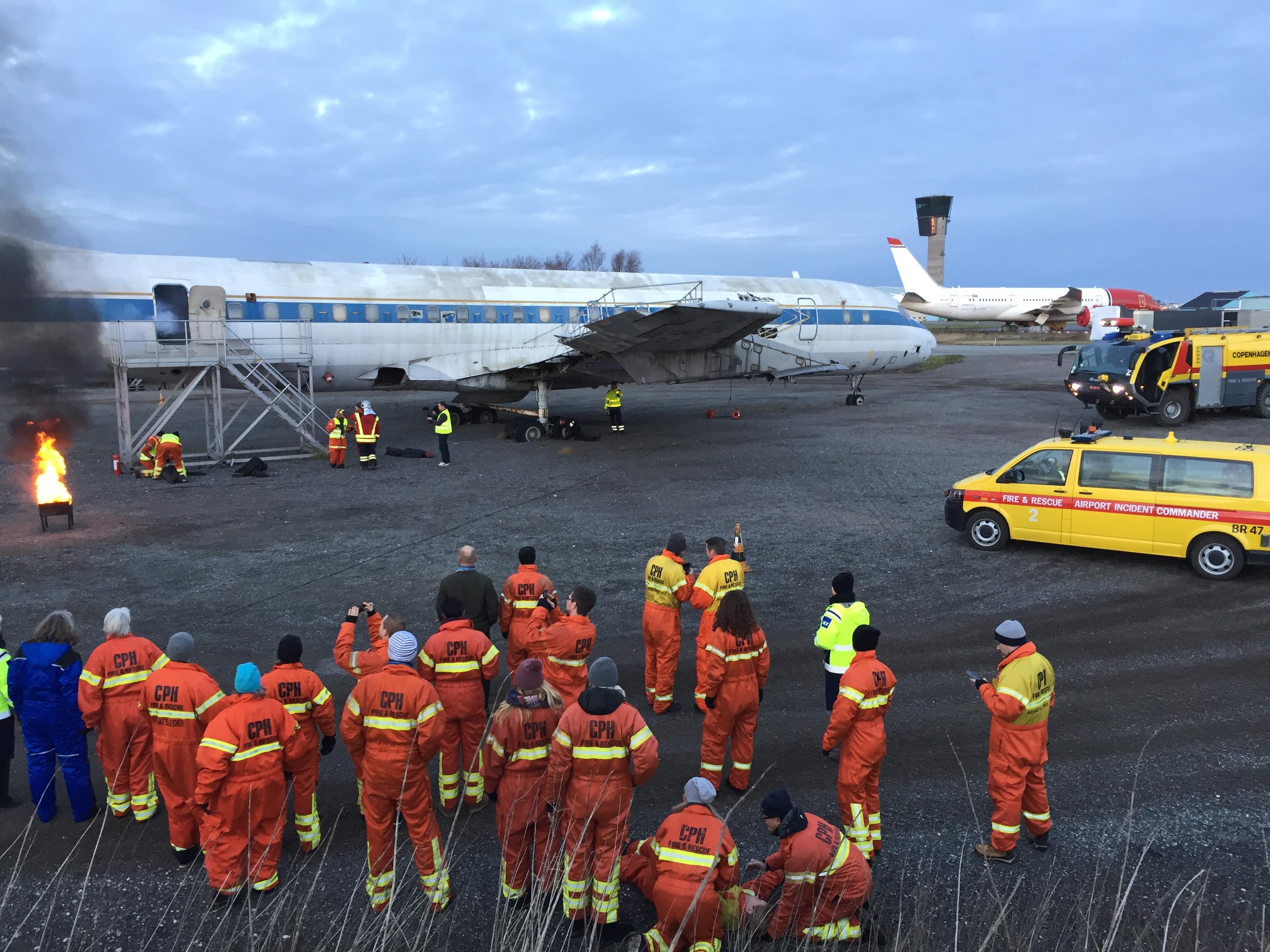 Skandinavias ledende kompetansebedrift innenfor kurs i livreddende førstehjelp